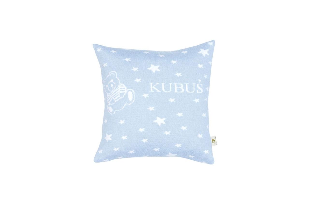 kissen mit namen b rchen sterne bio babydecke. Black Bedroom Furniture Sets. Home Design Ideas