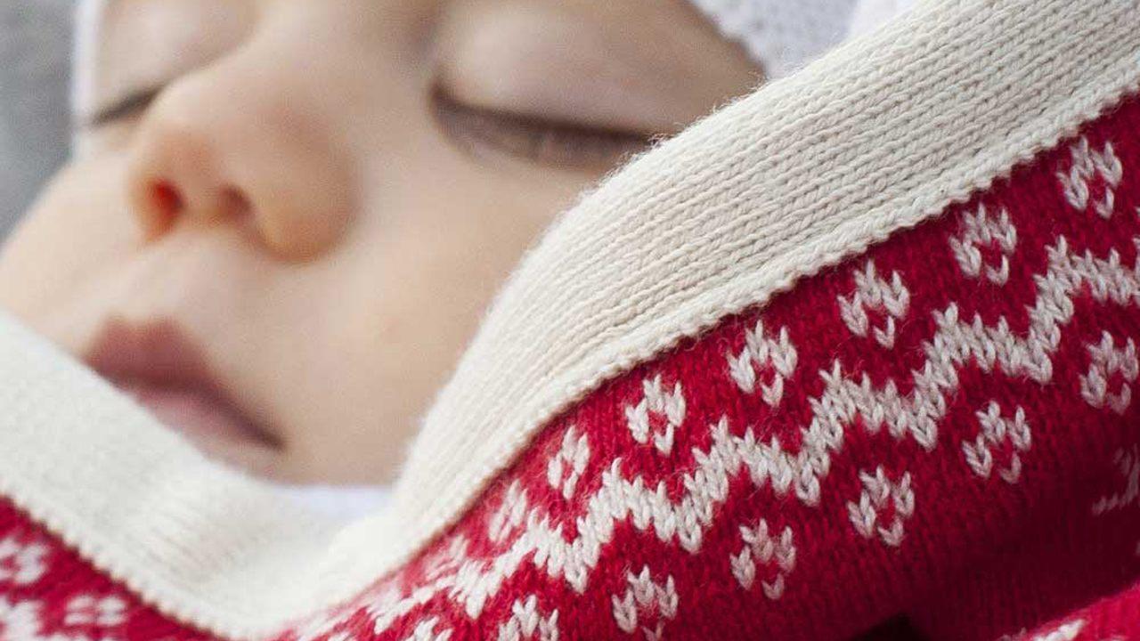 Bio Babydecke aus 100% Bio-Baumwolle