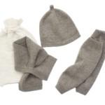 Set aus MÜzte, Schal und Stulpen, feinste Merinowolle, in 3 Größen und 3 Farben!